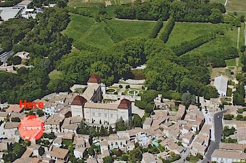 Maison village près de Montpellier