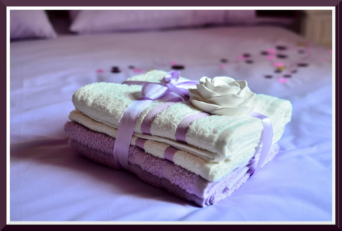 Attenction to details is our job, your one is relaxing and enjoy your stay at the most! :)