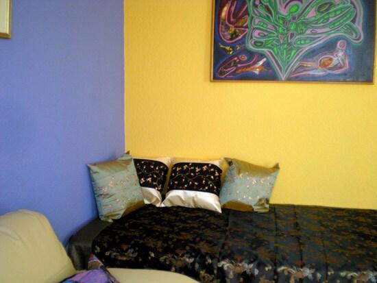 sala de estar (cama adicional )