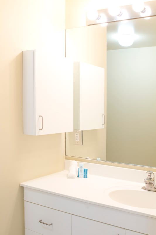 Master Bathroom with Complimentary Starter Kit of Toiletries