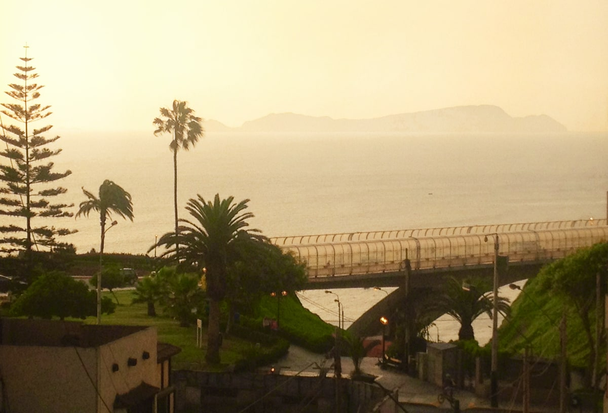 Lovely Miraflores-Our View