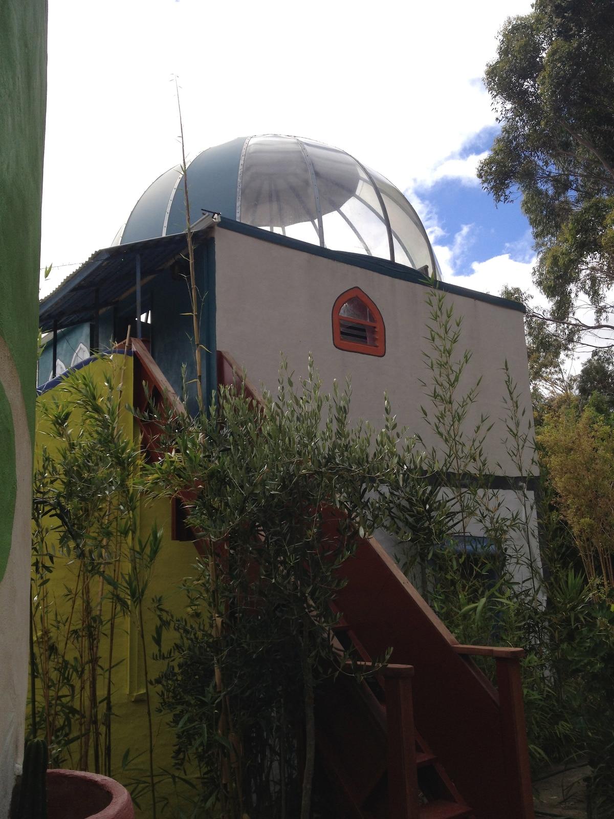 Galaxy dome.