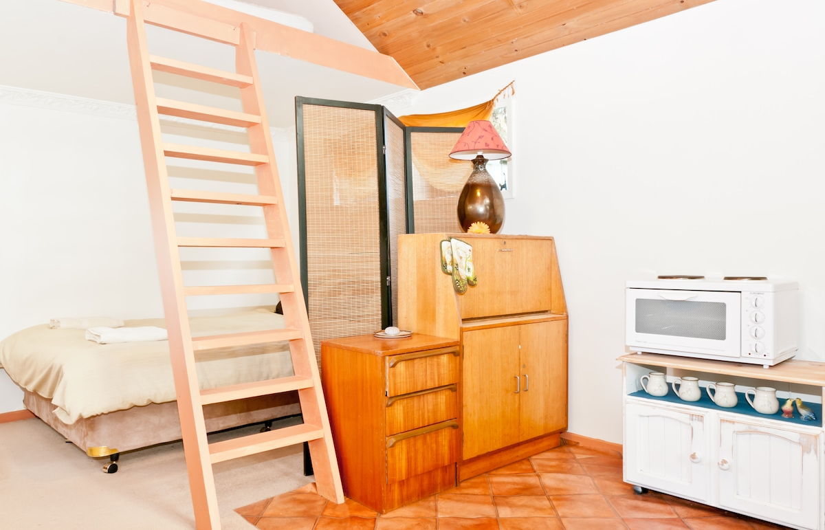 Self-Contained Beach Bungalow