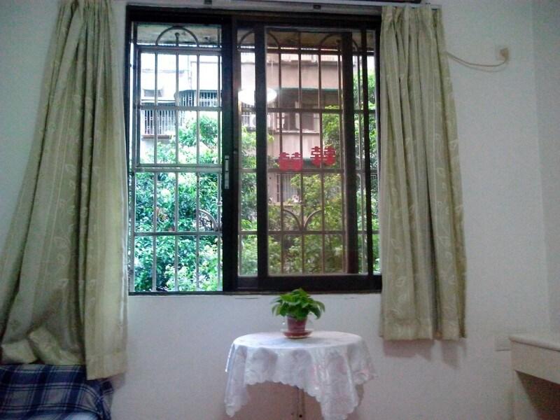 Bedroom Window Area