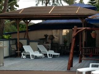 MINI resort! OCEANFRONTpool&hottub!