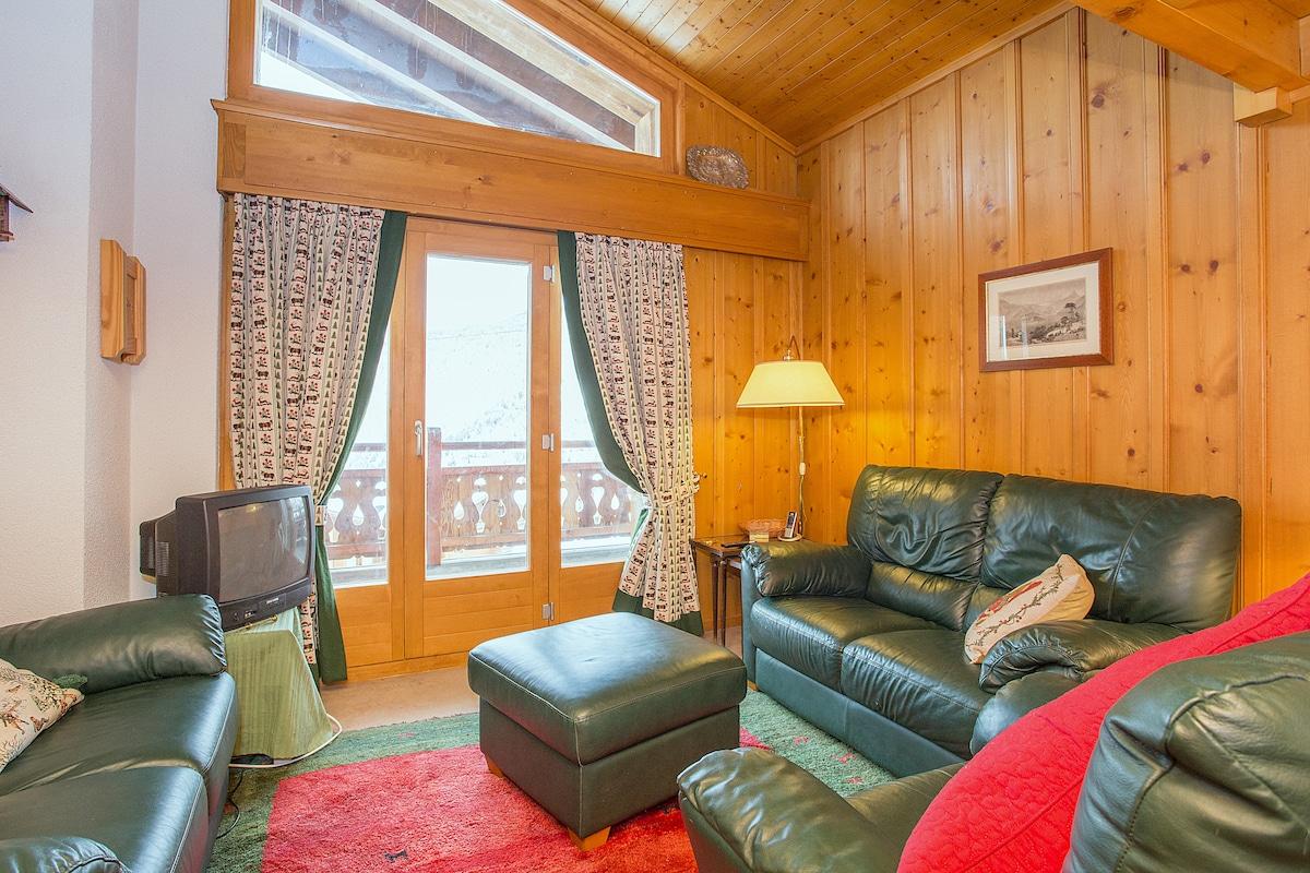 Loft with 2 bedrooms in Medran