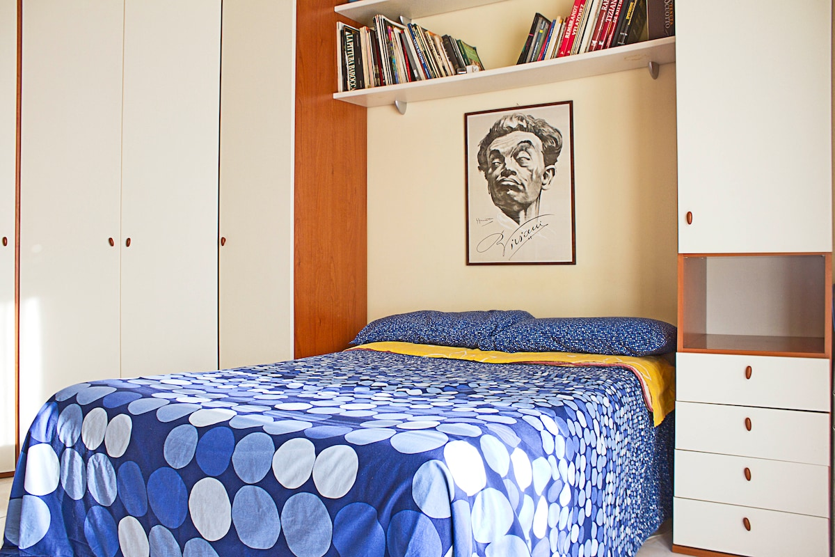Beautiful room in the heart Naples