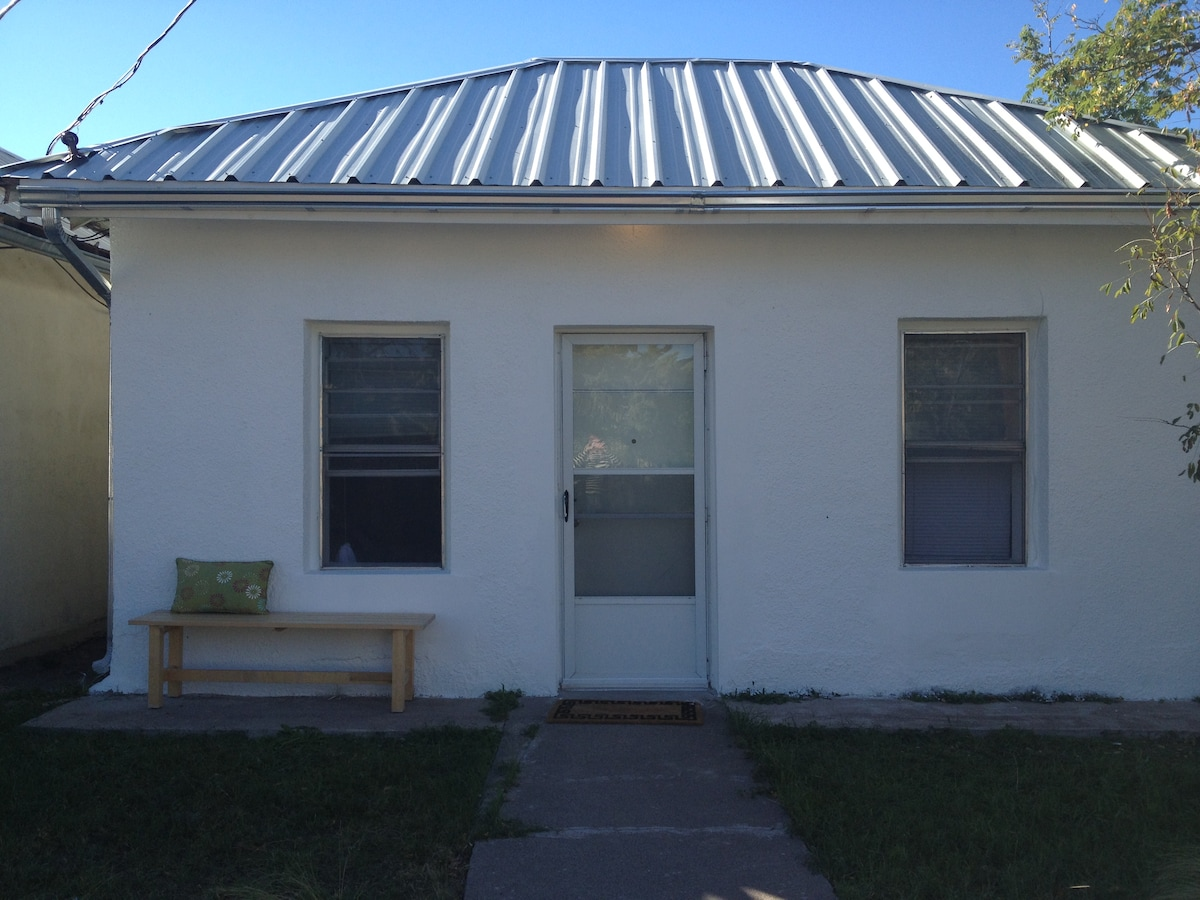 Welcome to your home in Marfa!