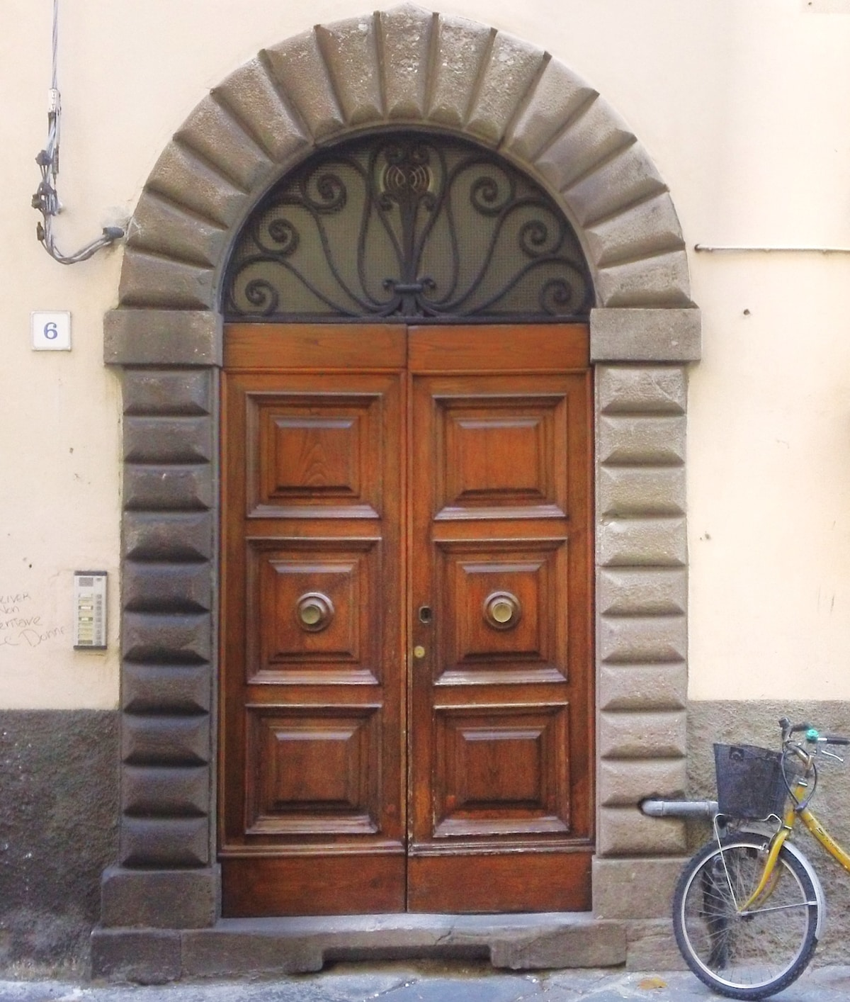 Splendid B&B in the center of Lucca