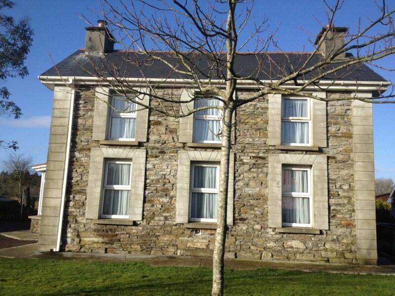West Cork cottage sleeps 8