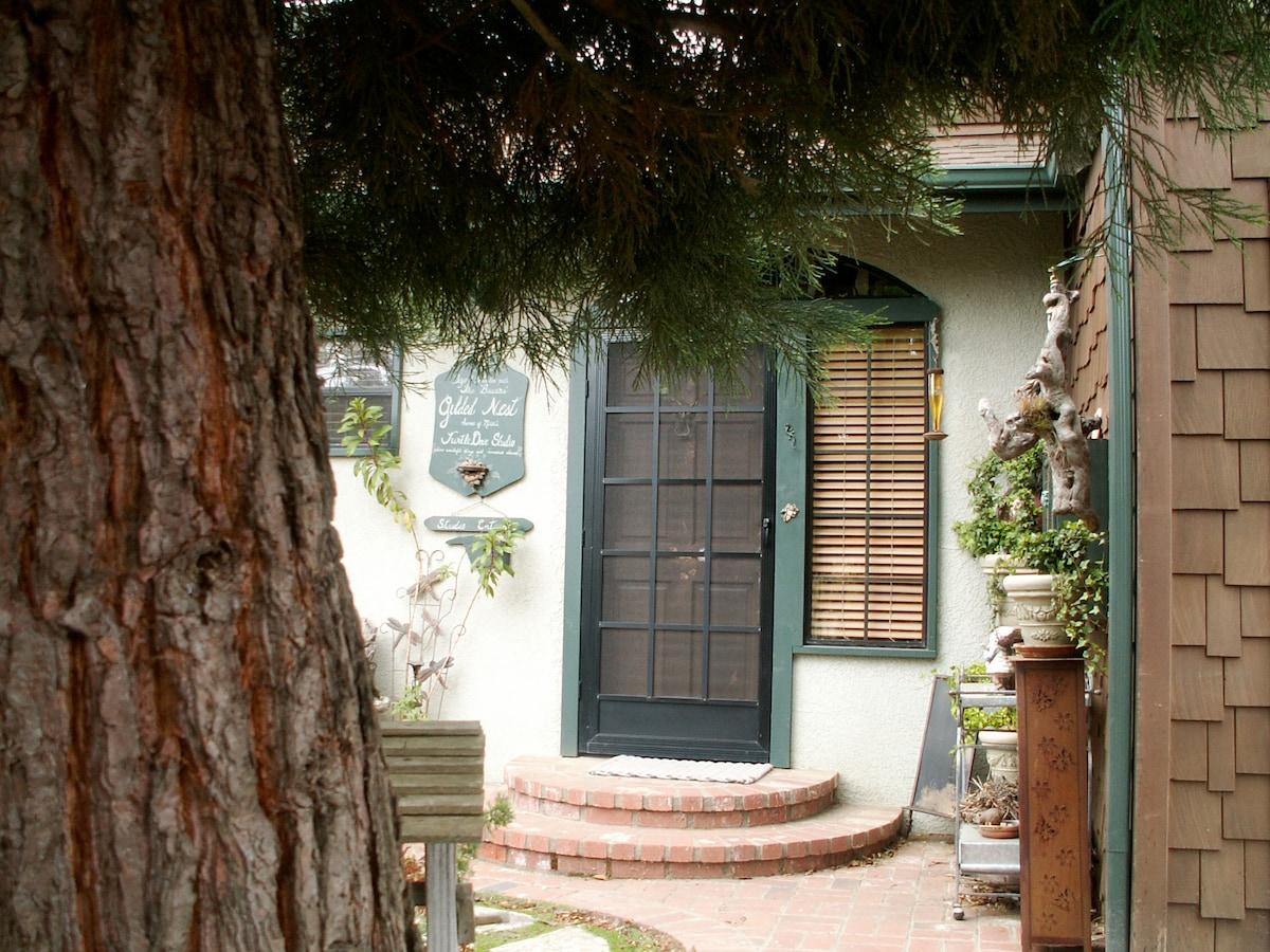 Enjoy an 800 sq.ft. Cambria Retreat