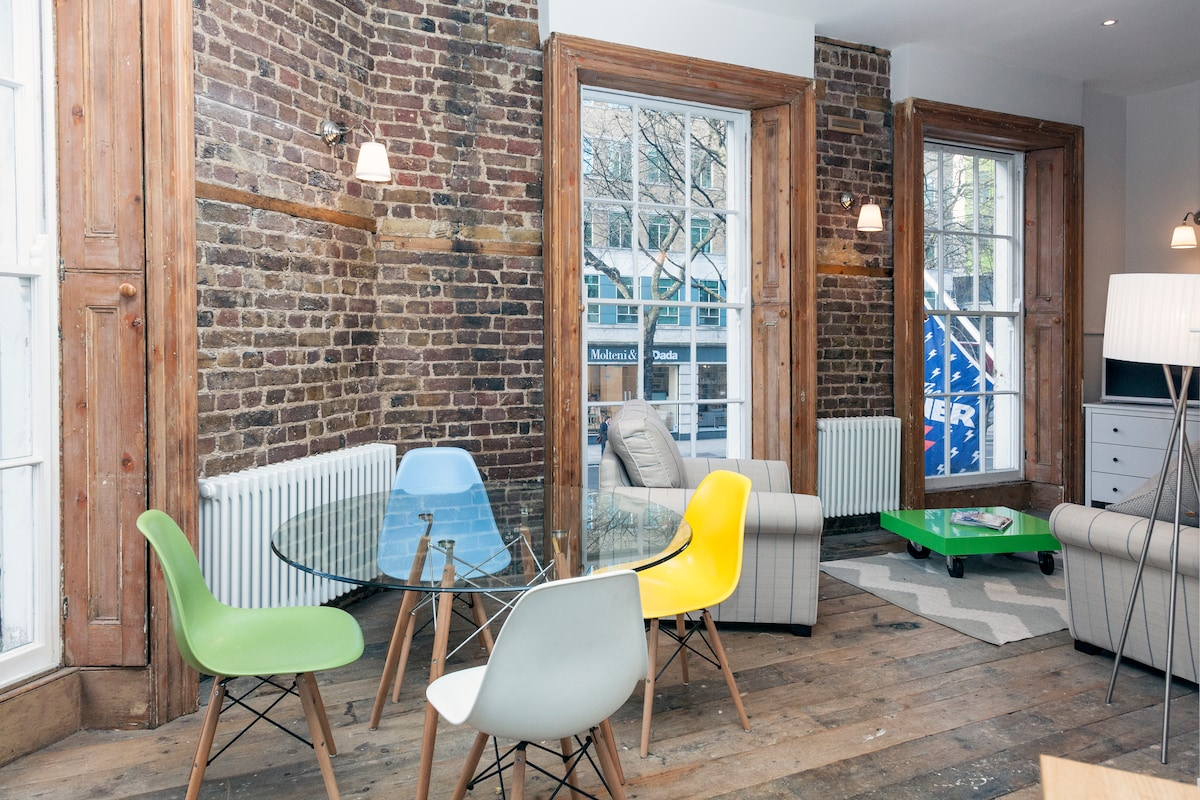 Stylish Covent Garden Apartment