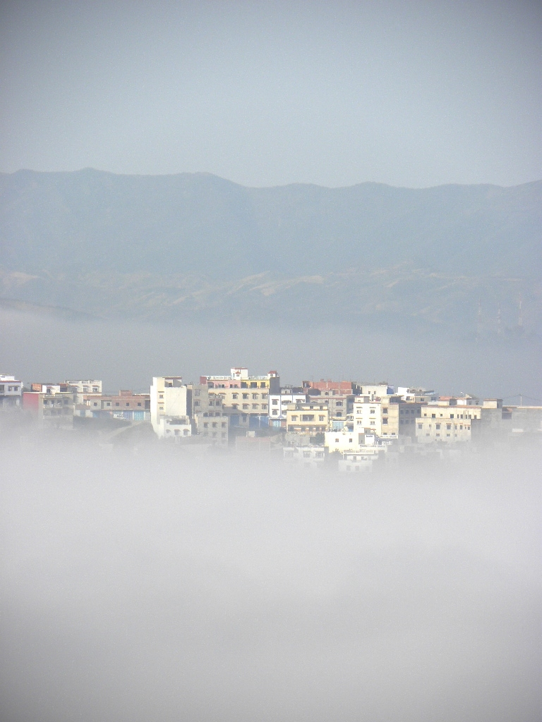 Most beautiful view on Chefchaouen