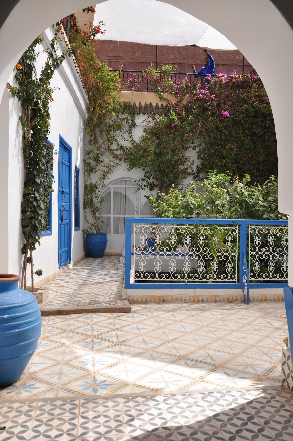 Riad Dar Maï, maison d'hôtes