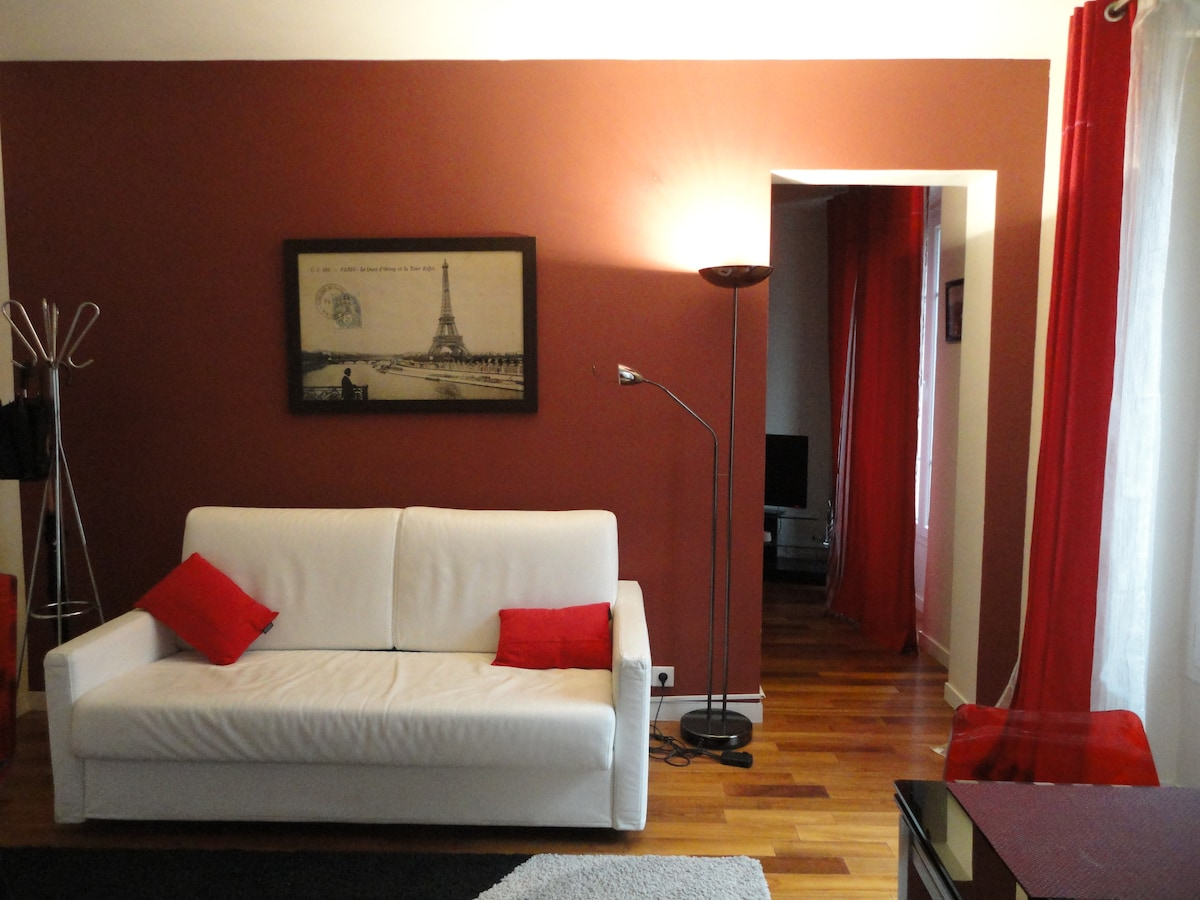 Appartment - Eiffel Tower district