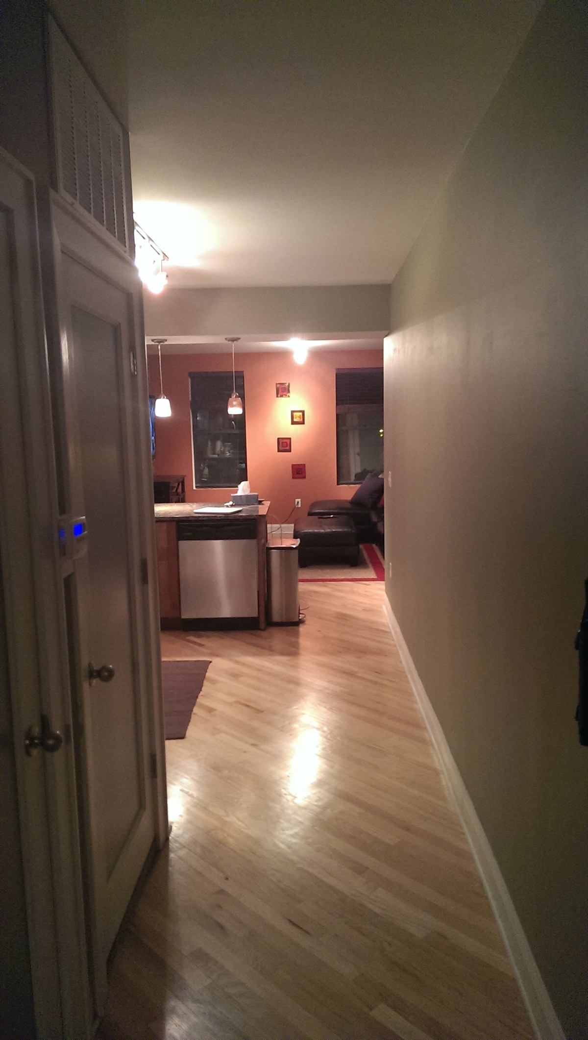 Recently Renovated 1 BR/1.5 BA