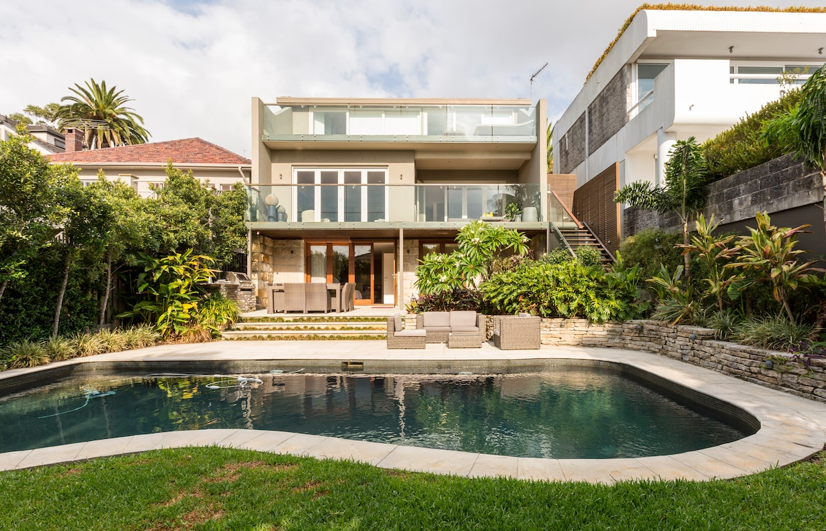 Private, tropical, self contained