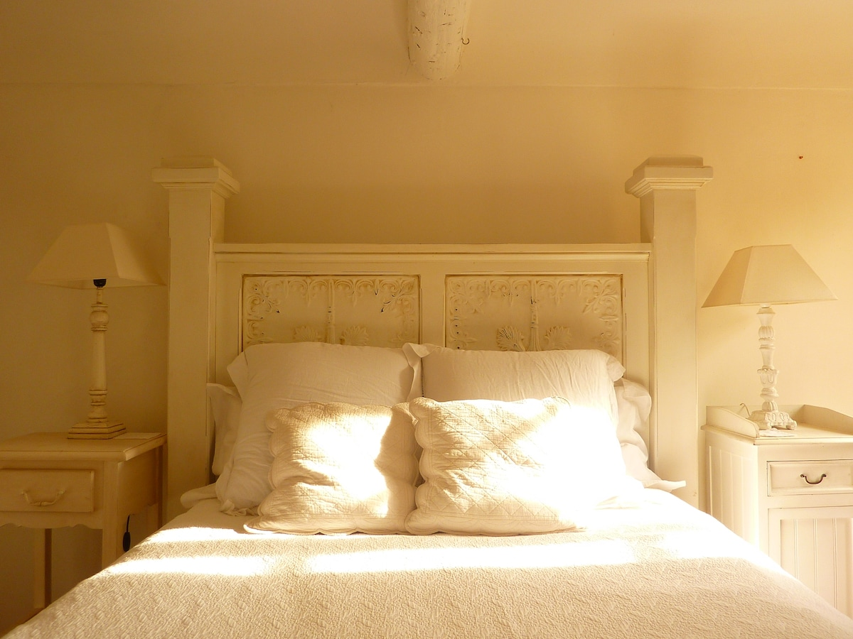 Master Suite in Provence Farmhouse