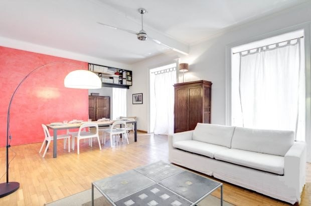 colosseum apartment