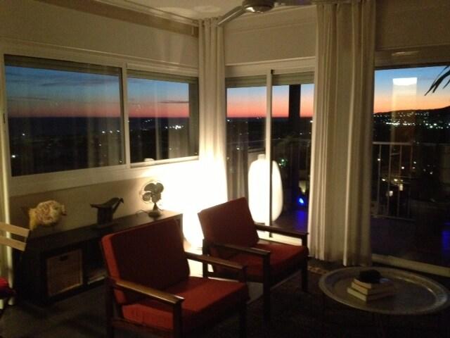 amazing sunset ….