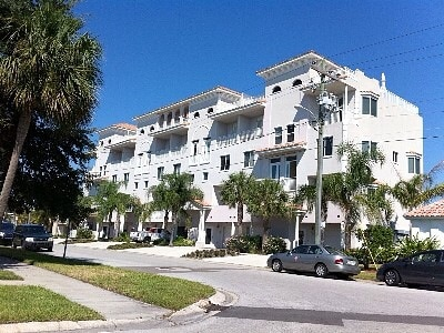 4BR Clearwater Gulfview Townhouse