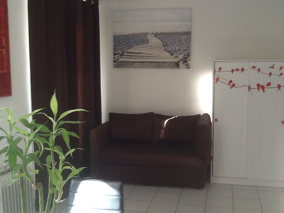 Central apartment in Marseille