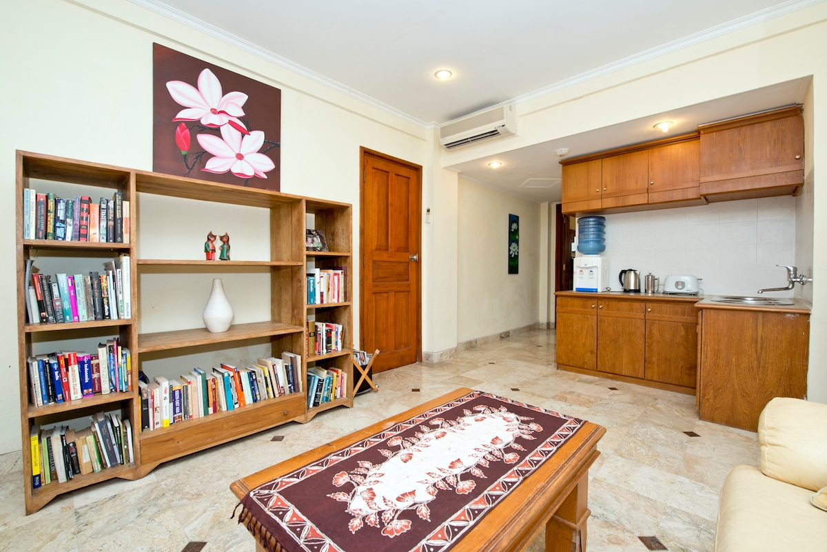 Perfect Beach Apartment in Seminyak