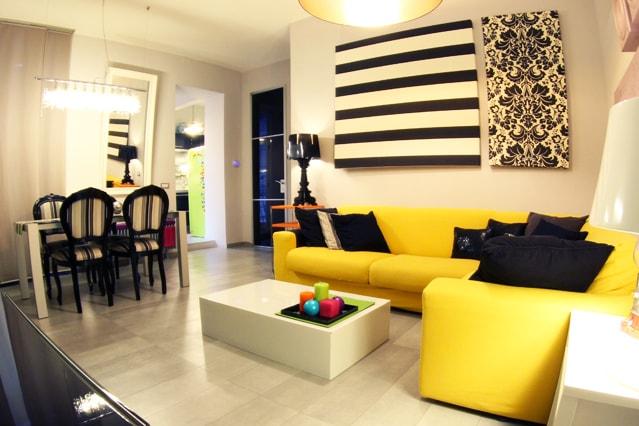 Apartment in Rome, Trastevere.
