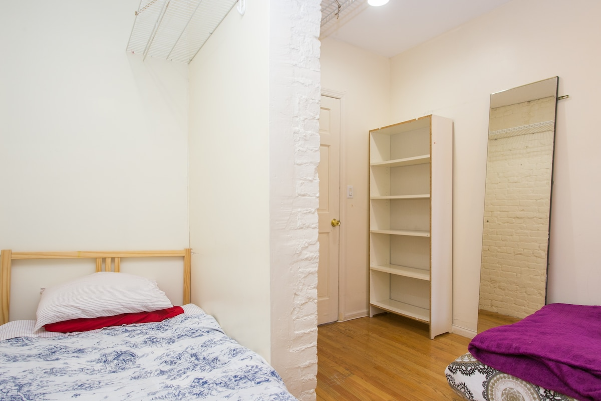 Cute 2BR East Village Best location
