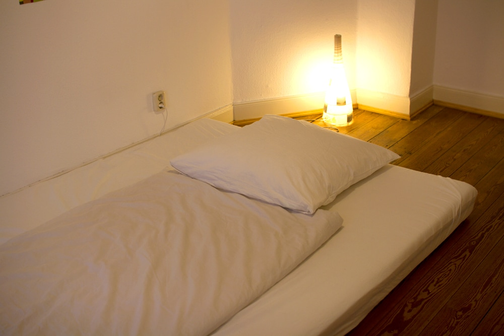 Your Room with brand new mattress