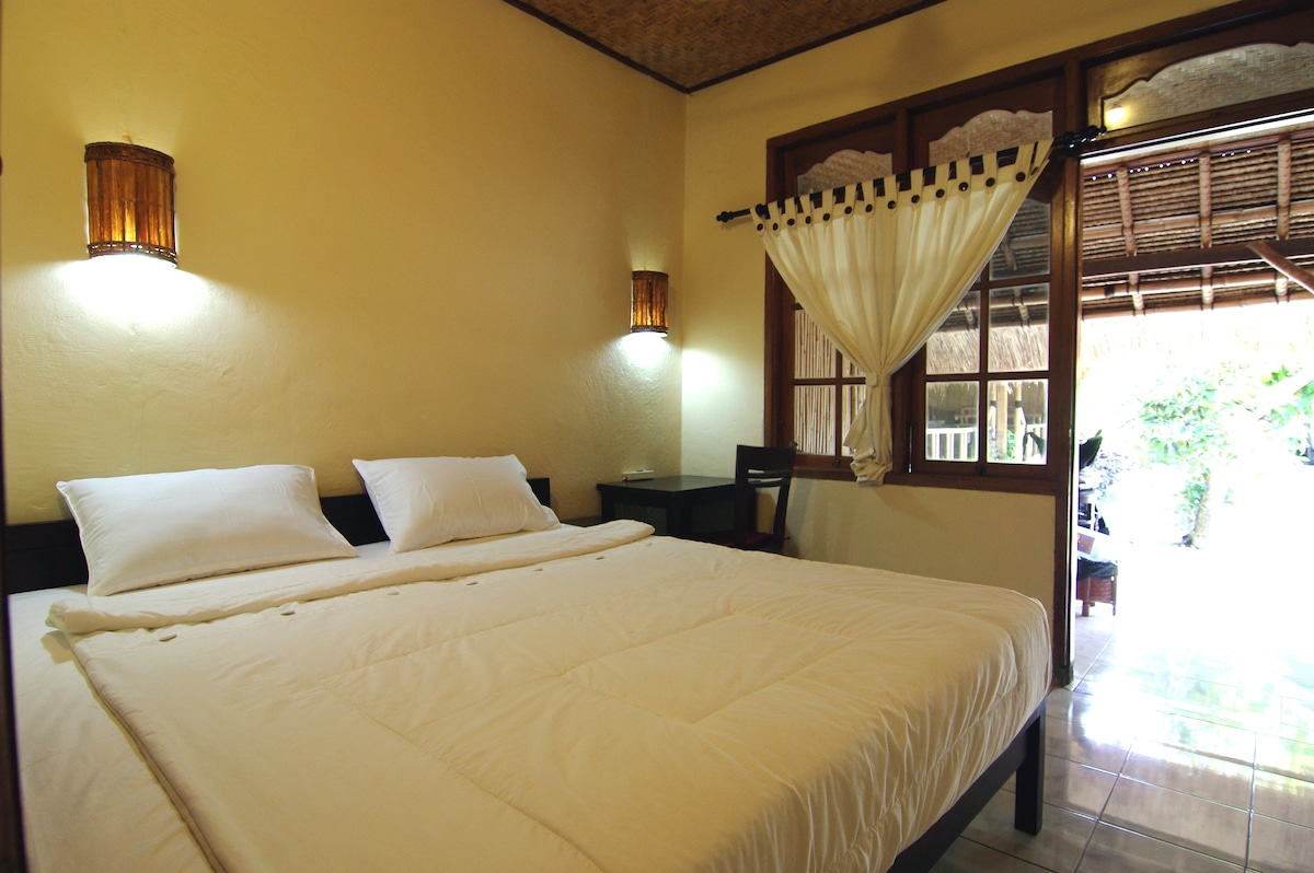 For longstay at the suburb Ubud