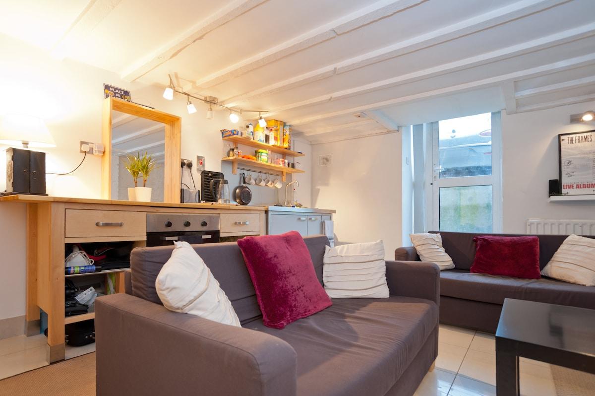 Fantastic cosy basement apartment !