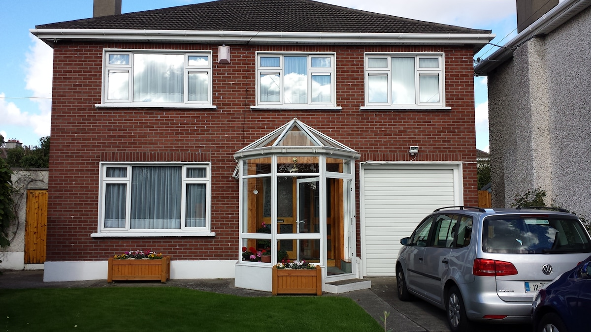 Lovely Dublin Home-Part 2-Twin/Sngl