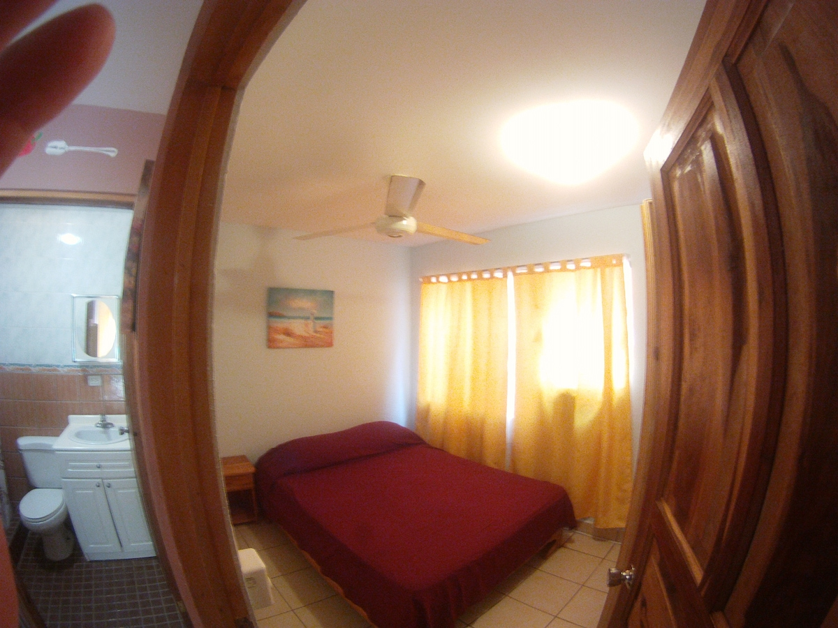 2 Bedroom full size bed in each room