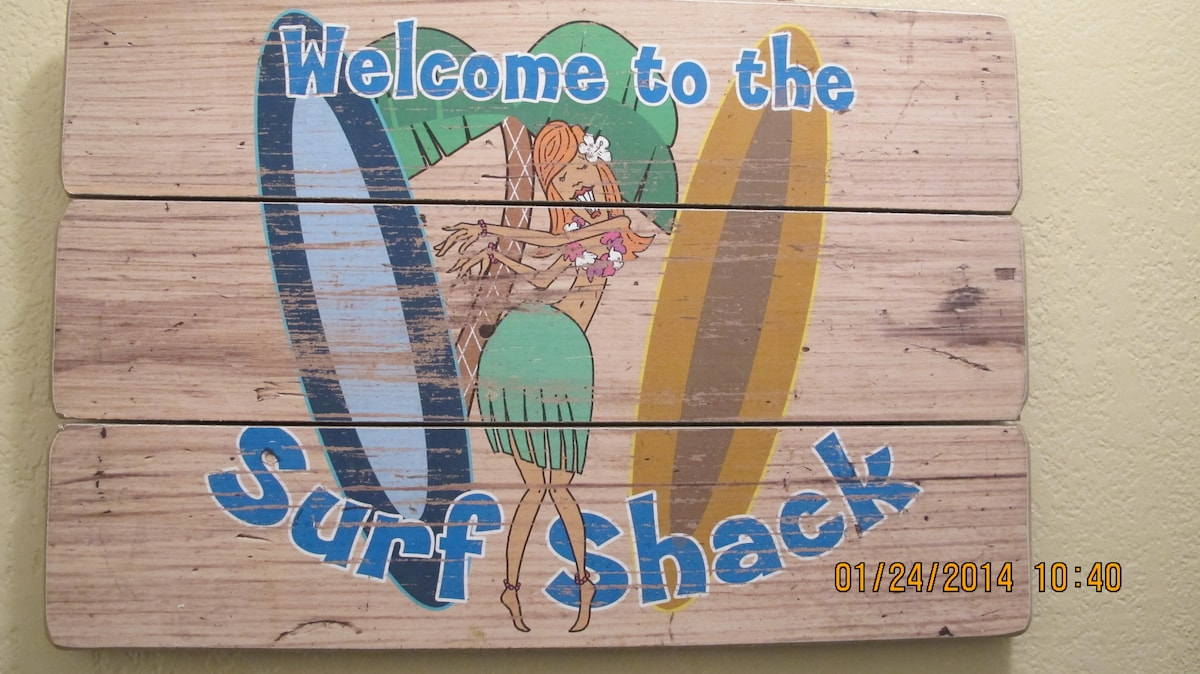 Welcome to the Surf Shack