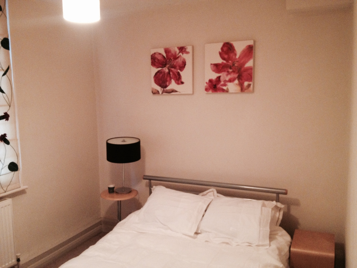 2 cozy rooms in the heart of London