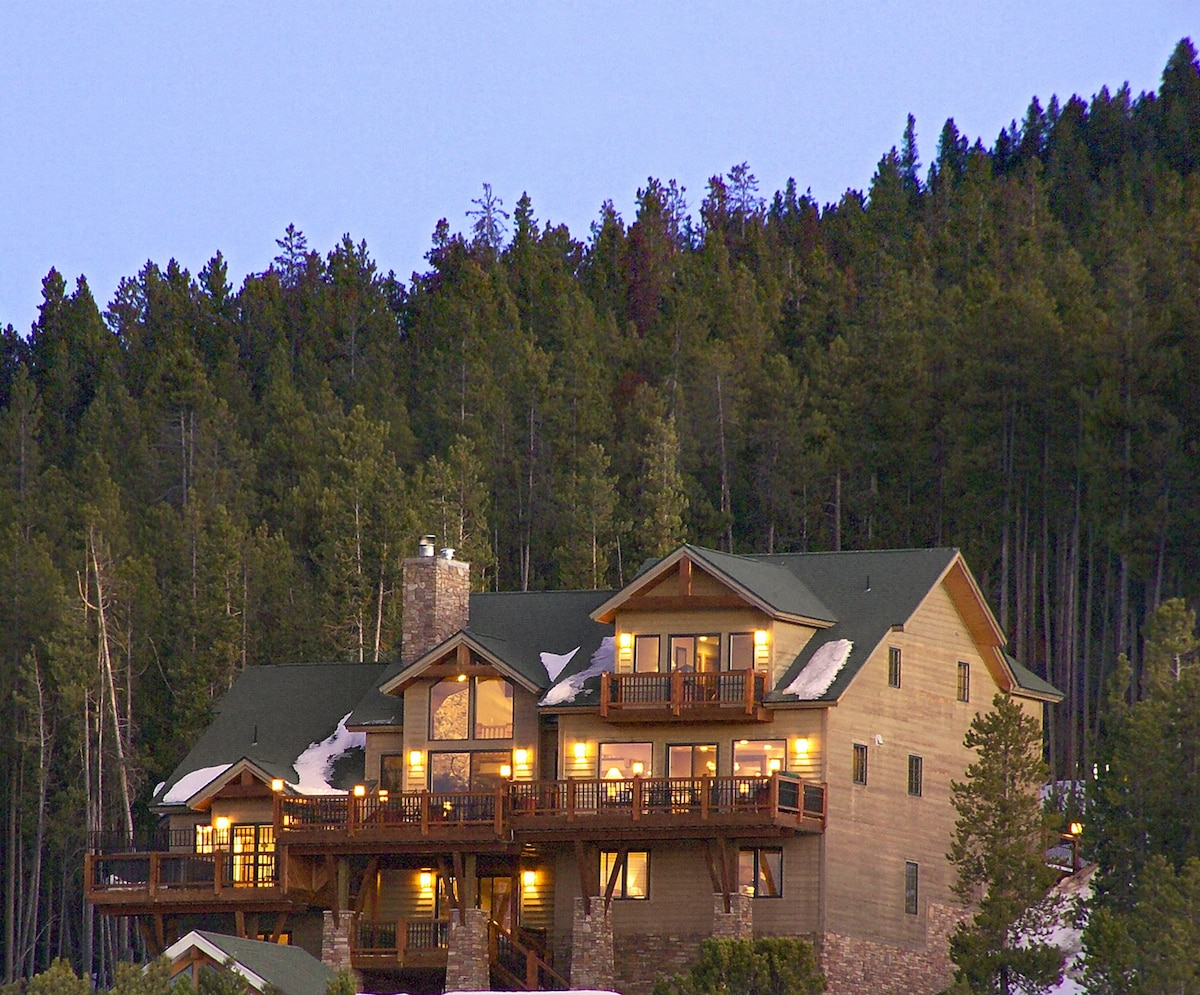 Colorado Skytop Private Mtn. Lodge
