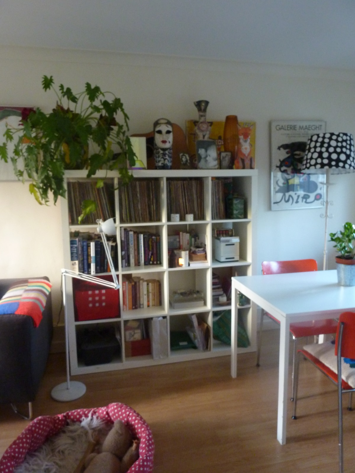 Eclectic Modern Arty Apartment