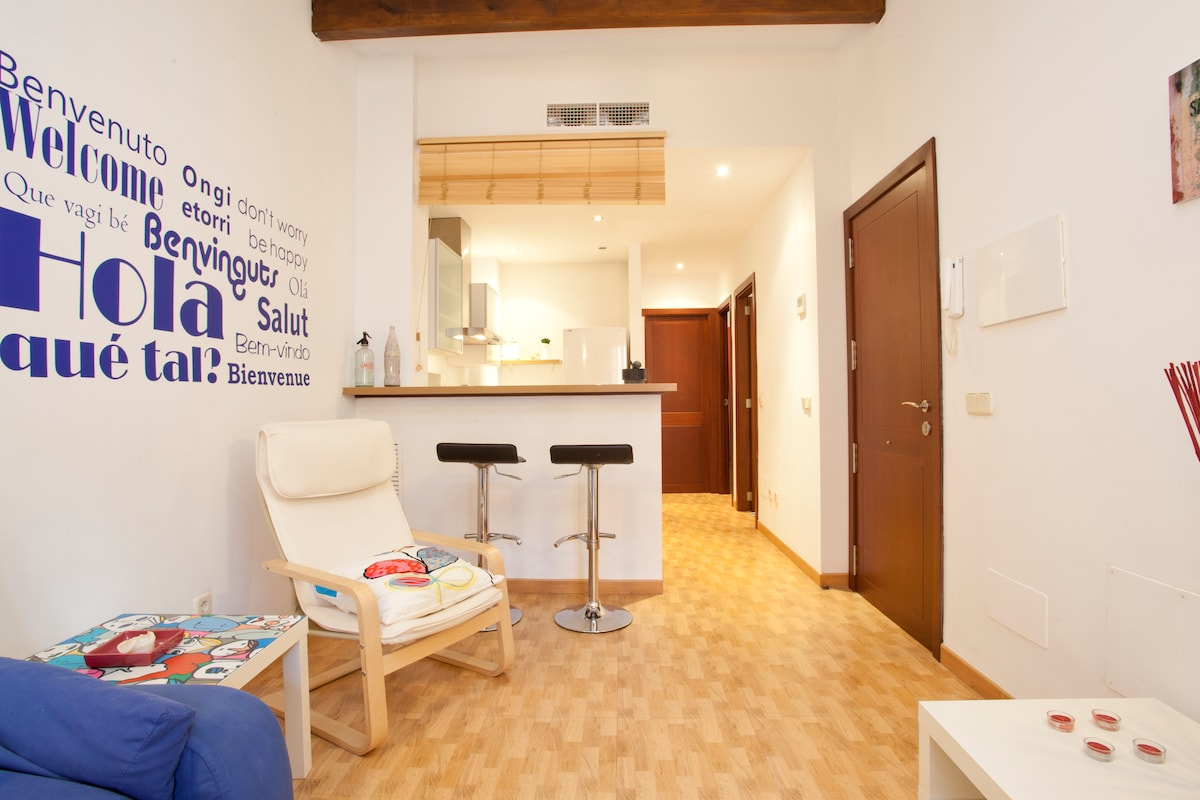 Charming apartment - old town..