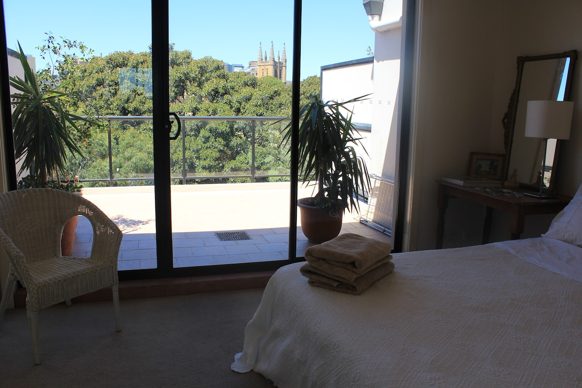 Enjoy your own Private Guest Bedroom ~ With Gorgeous Views!