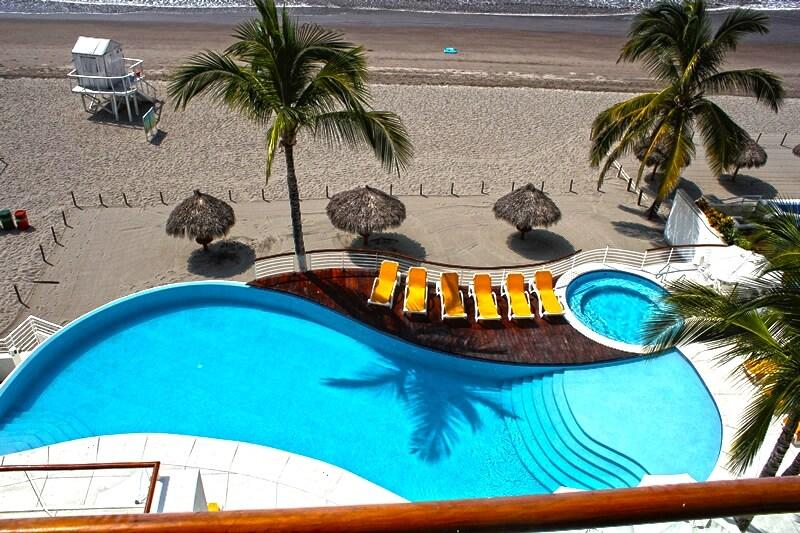 Beautiful Condo on Mexican Beach