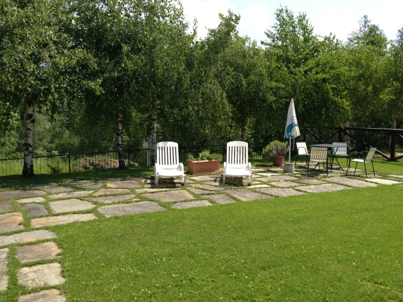 Our patio for relaxing.