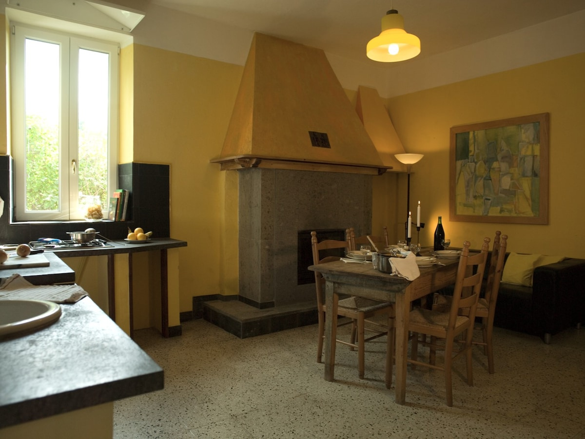"Family apartment ""Il Peperino"""