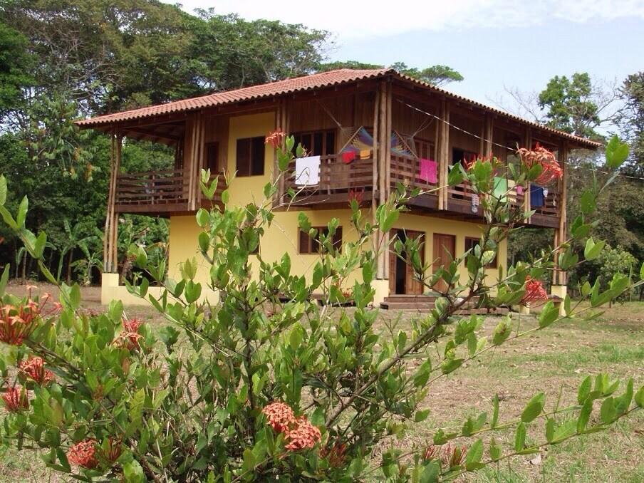 Charming tropical villa