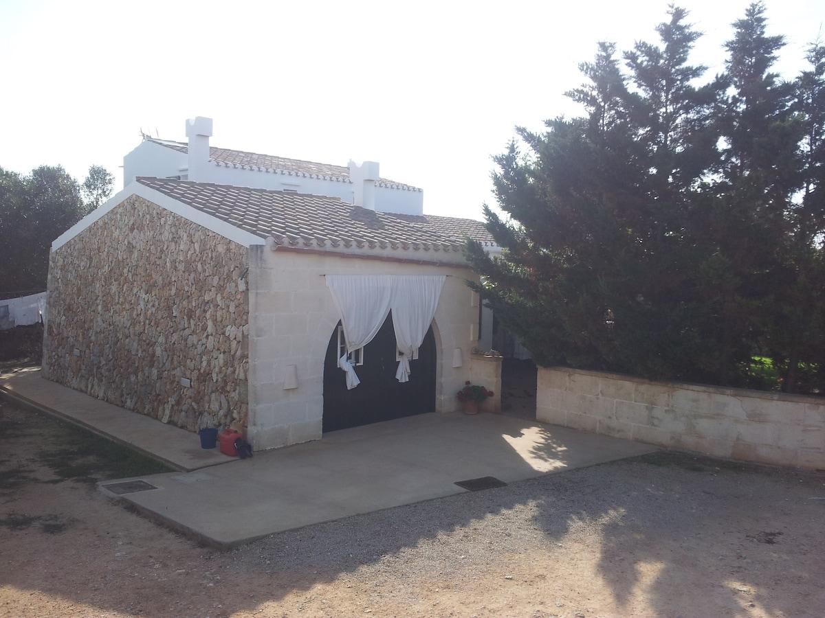 Casa de campo cerca de San Luis
