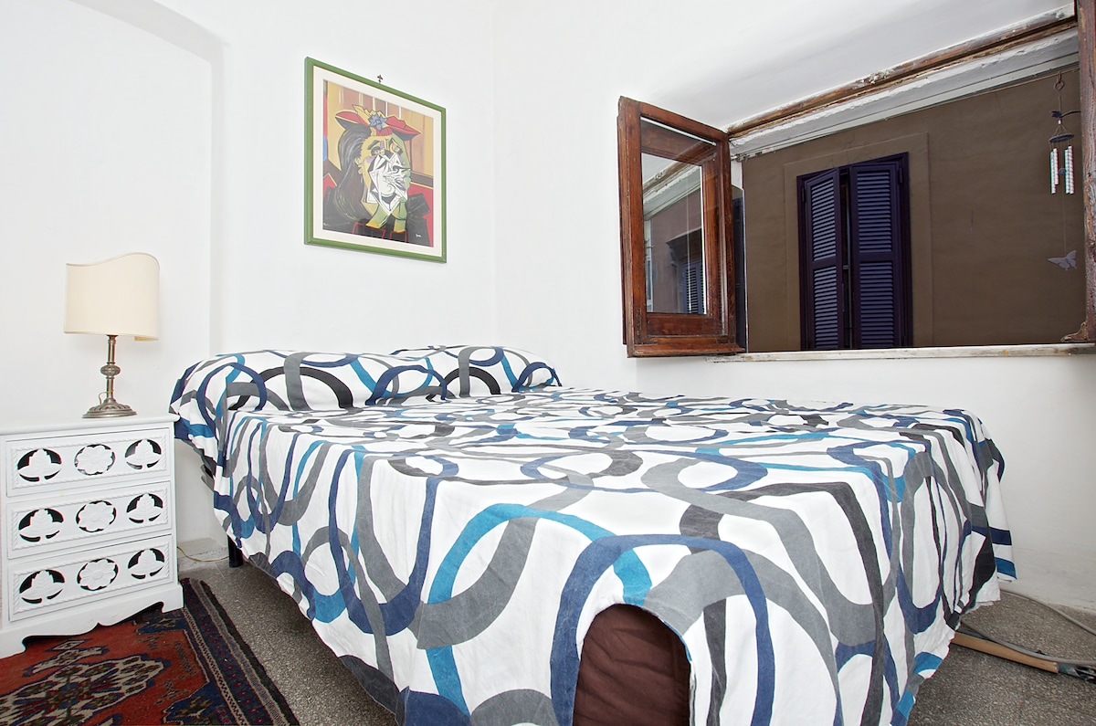 Small Room 5 min from Piazza Navona
