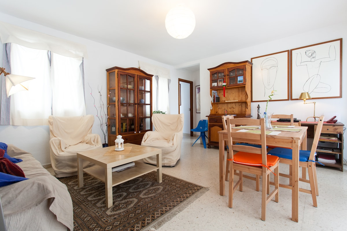 Rent rooms in centre Seville