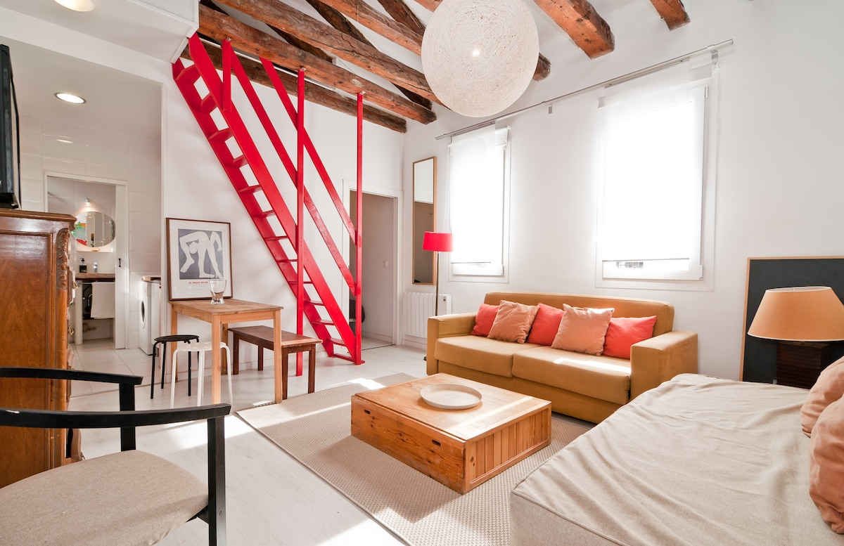 GREAT APARTMENT BY REINA SOFIA MUSEUM