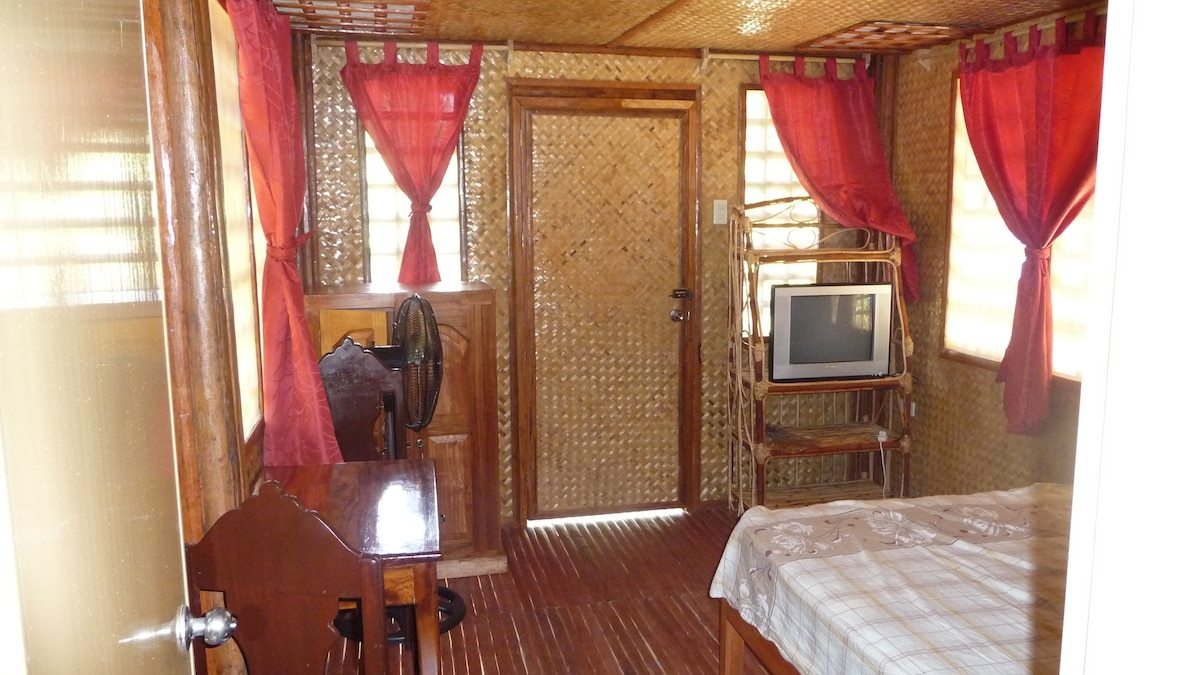 inside guesthouse