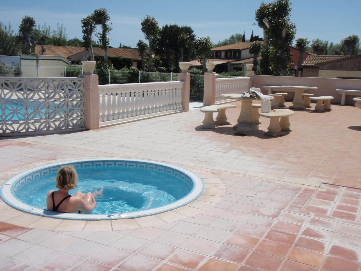 Superbe maison vacances bord de mer